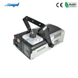 専門のStage Equipment 1500W Fog Machine DMX/Remote Control