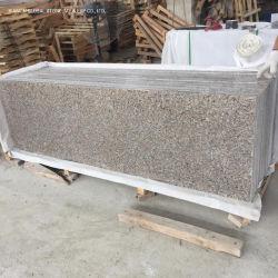 중국 천연 석재 슬랩 타일 광택/플라미 로사 포리노 핑크/레드 그래나이트 벽바닥 클래딩 아웃도어 포장