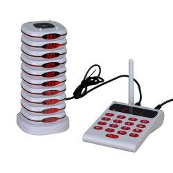 نظام الاتصال اللاسلكي بعيد المدى لمطعم Coaster Pager Paging waiter KL-QC03