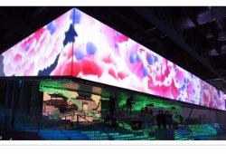 Scherm van de Muur van de hoge LEIDENE van de Kleur van de Helderheid Openlucht Binnen Volledige P8 P10 Vertoning van de Reclame het Video voor Markt/Tentoonstelling/Conferentie/Gebeurtenissen Concert//Wedding/Rental