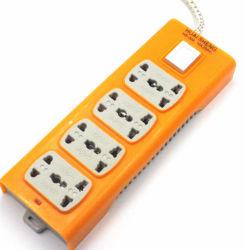 Comercio al por mayor nuevo móvil de la toma de alimentación multiposición con indicador luminoso e interruptor
