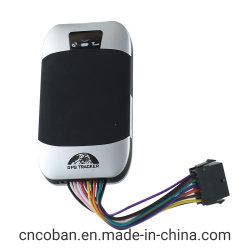 Mini GPS tracker Antivol alarme de carburant de soutien aux véhicules avec Ios et Android app
