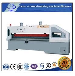 جودة جيدة صنع في الصين الخشب الرفيع اللوحة / Veneer Plate Shearer / Clipper Machine