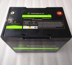 fait sur mesure Batterie rechargeable au lithium batterie 48V 25Ah pour les caméras de surveillance