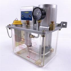 Miran automatique de la graisse et huile fine de la pompe de lubrification avec PLC imput de type 220VAC 3L
