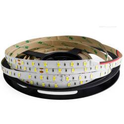 5050 RGB лента лампа 220V 60 LED/м гибкой Водонепроницаемый светодиодный газа