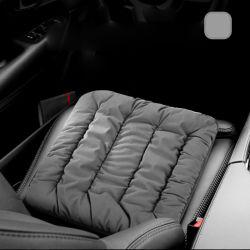 وسادة مقعد قابلة للغسل في وسادة التسخين يمكن وضعها بالغرافين ووسادات مقعد السيارة المسخنة
