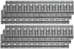 Manicotto di Logitsic della pista dell'Interior Van Accessory Steel E per la barra di caricamento & il fascio di Decking