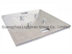 Aluminiumbinder-Grundplatte-kundenspezifisches Binder-Zusatzgerät für Binder-Bildschirmanzeige