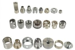 High Precision Custom Non-Standard CNC inmachining Metal Electronic Components