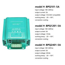 25A 30A 50A 80A 100A Hoogtepunt die de Industriële Levering van de Macht van gelijkstroom verzegelen