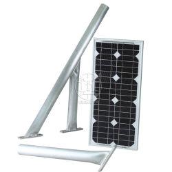 주문을 받아서 만들어진 크기 20 보장 분말 코팅 또는 Anodized/PVDF 알루미늄 단면도 태양 전지판 프레임