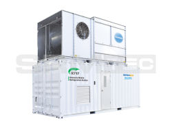 Srmtec 이동할 수 있는 암모니아 냉각 역 냉각 장치