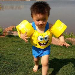 Babyswim-Schwimmweste-Sicherheits-Wasser-Sport-Leben-Bojen-aufblasbare Kindswim-Gleitbetriebs-Weste