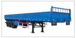 측면 벽/보드/드롭 선박 박스 트럭/트랙터 트레일러(컨테이너 포함 록 헤비듀티 운송 유틸리티 세미 트레일러