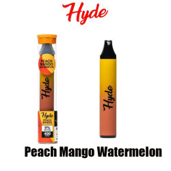 De Beschikbare Elektronische Sigaret E Vloeibare Beschikbare Vape van Hyde