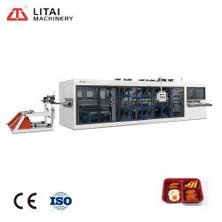 máquina de termoformação de baixo custo para preço de máquina de termoformação de plástico