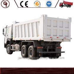 低価格シノトラック HOWO 6x4 371HP ダンプ荷台トラック( ZZ3257N3247B )