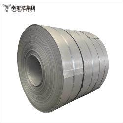 HR CR رقم 1 ذو تشطيبات من اللف البارد أو حافة المطحنة JIS AISI ASTM DIN TUV BV 304 316 304L 316L 430 410 A480 A554 A276 1مم 3مم 4 مم من الفولاذ المقاوم للصدأ