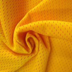 Novos produtos no mercado da China pronto para venda 100% poliéster tricotadas Tecido Dri Fit Activewear