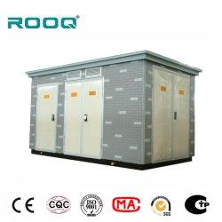 11kv 33kv 800kفولت أمبير 1600kفولت أمبير محطة فرعية صغيرة السعر محطة فرعية خارجية مدمجة