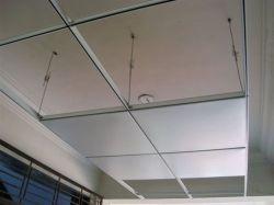 Barra/T-Griglie del controsoffitto T per le mattonelle del soffitto