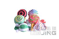 Süsse Süßigkeit angefülltes Baumwollplüsch-Spielzeug für Mädchen-Geschenk