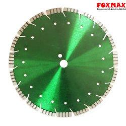 Objetivo general de la hoja de sierra de diamante cortadoras de seco (FM-B01).