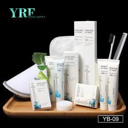 Commerce de gros équipements de luxe Kit Mini SPA Hôtel Le shampooing et ensembles d'agrément de l'hôtel