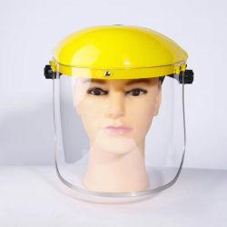 安全ハンドシールドのバイザーの保護溶接の保護ハンドシールド