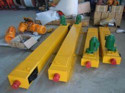 Carrelli terminali/carrello elettrico per gru a padiglione da 5 tonnellate