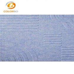 エンボス加工ポリエステル繊維吸音パネル装飾材料