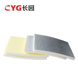 Lámina de aluminio Adhesivo hojas de espuma de polietileno