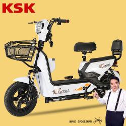 Elektroauto Erwachsene Transport Pedal Batterie Auto 48V Lithium-Batterie E-Bike für Elektrofahrrad, männlich und weiblich
