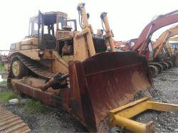 Grande Pushdozer usado a Caterpillar D8r D8K D8l Bulldozer para venda
