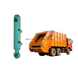 Geschweißter Hydrokraft-Hydrozylinder für Abfall-LKW