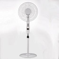 Turquía 16 pulgadas modelo popular de refrigeración eléctricos Ventilador de pie Ventilador de pie
