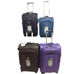 Bonnes ventes de voyages en polyester durable chariot à bagages Set 4PCS Set