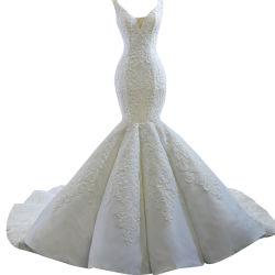 أكمام لاس ثوب العروس أبليج صور حقيقية العريس اللباس 2021 PA98073