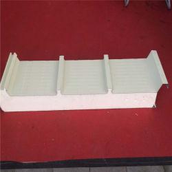Тяньцзинь строительных материалов PU/PIR/Glasswool Rockwool//EPS Сэндвич панели для стальной конструкции стены и кровля