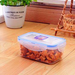 Memoria di plastica dell'organizzatore e dell'alimento della cucina della Ultra-Guarnizione riutilizzabile