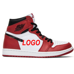 De nieuwe Gepersonaliseerde Tennisschoenen van de Manier van Jordanië van het Ontwerp Toevallige