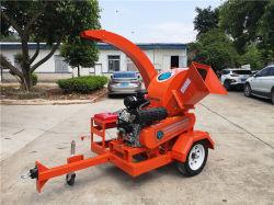 35HP Commercial Motor 15cm de picador de madeira