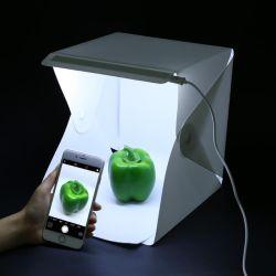 Nouveau Studio de photographie de pliage Portable Lightbox Softbox voyant Soft case Arrière-plan photo