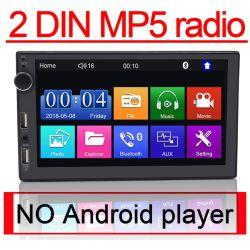 2DIN Radio Kit con el soporte USB de 2 cargos de móvil de alta velocidad