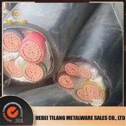 Liberare lo scarto ricoperto del cavo del cavo di rame di Insaulated dello scarto da vendere dal fornitore della Cina