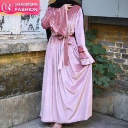 Islamitische Kleding klassieke Abaya jurk Zwarte Dubai stijl jurken Jilbaya Moslim Abayas Dubai Cardigan