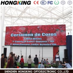 La vente directe d'usine Outdoor P10 LED écran vidéo
