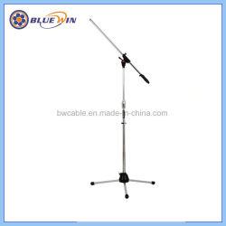 Metallmusikinstrument-Zubehör-Projektor-Stativ-Mikrofon-Standplatz-Stativ-Lampe industriell