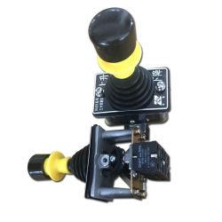 호이스트 조절 회로 장치를 위한 전기 조이스틱 관제사 마스터 스위치 제어 개폐기